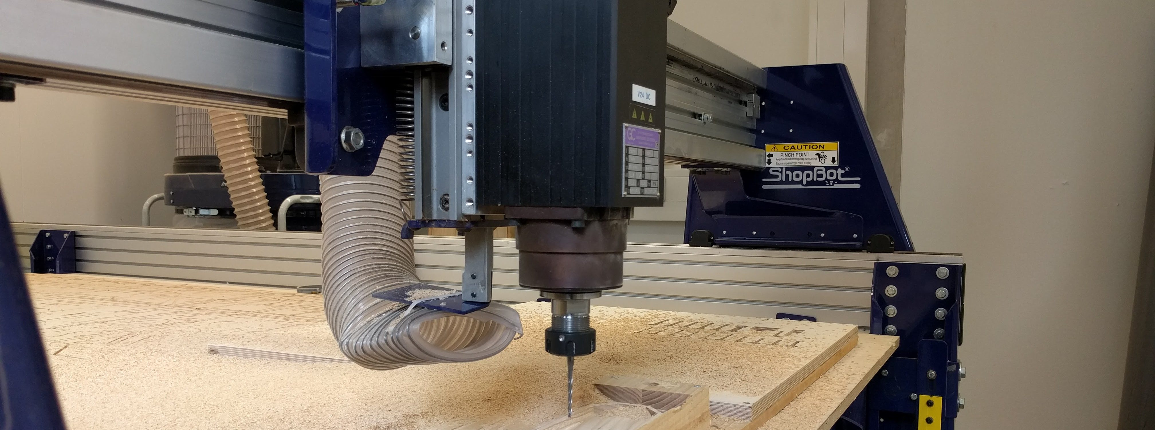 Intro ShopBot CNC Frees