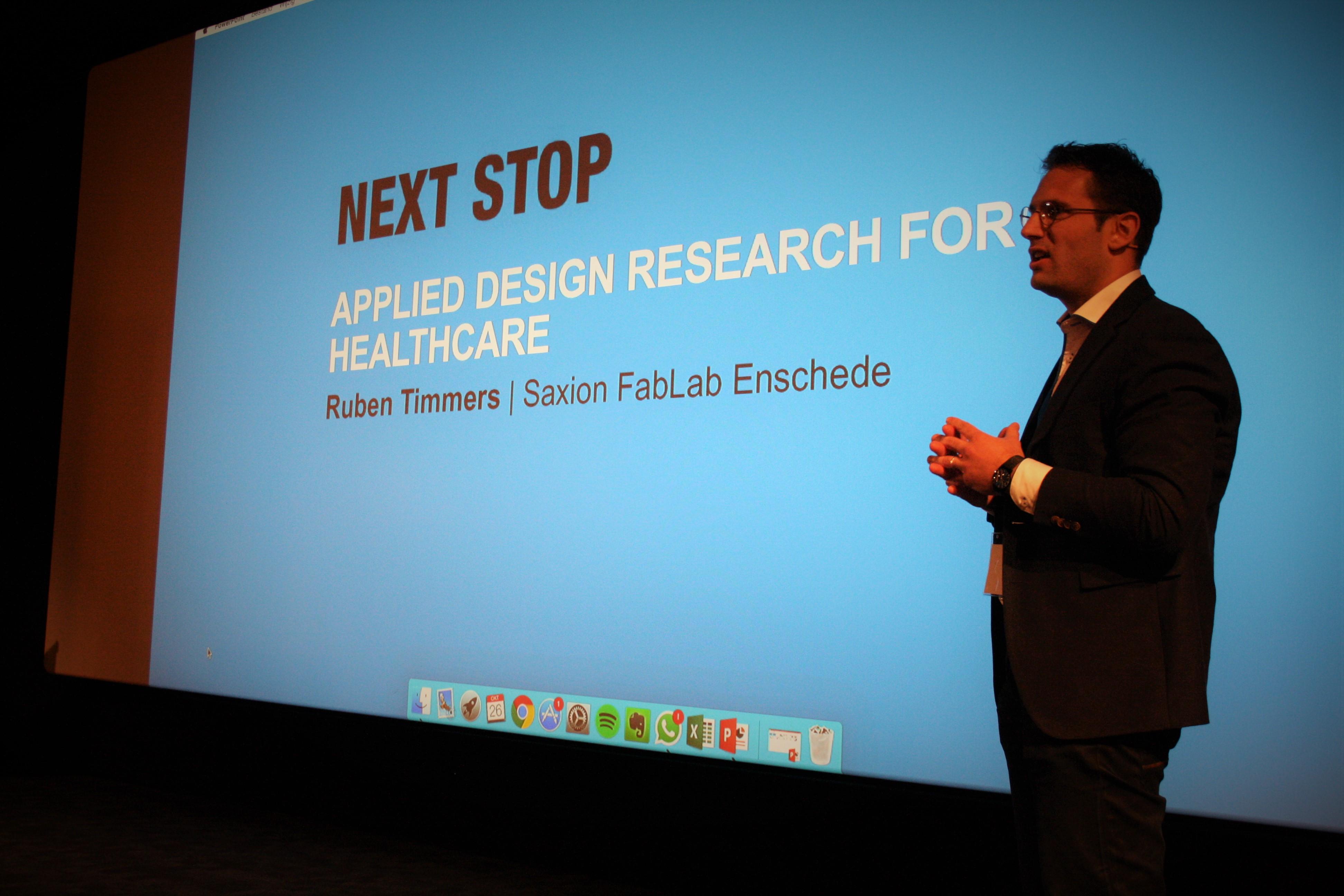 FabLab actief tijdens de Dutch Design Week!