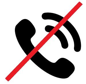 Telefonische storing