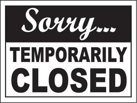 Volgende week gesloten i.v.m. herfstvakantie!