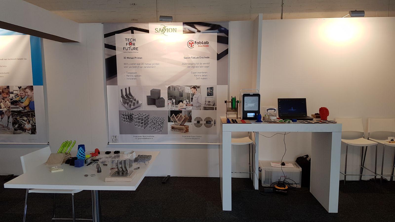 Meet us bij Techconn!