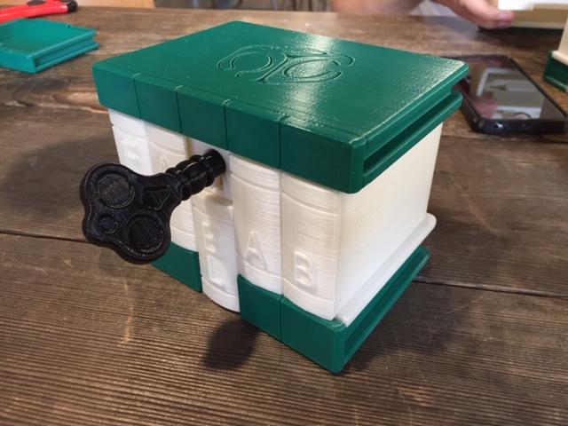 Secret box / 3D print