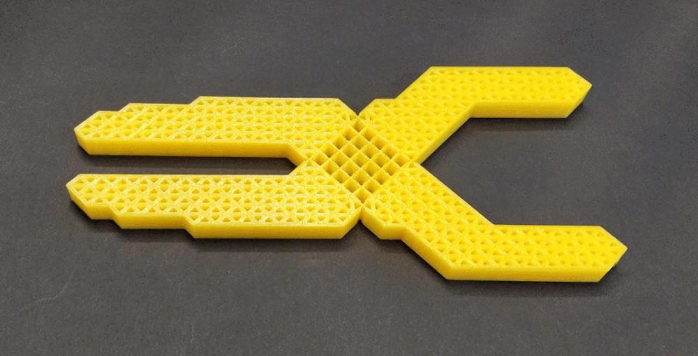 Metamaterial pliers