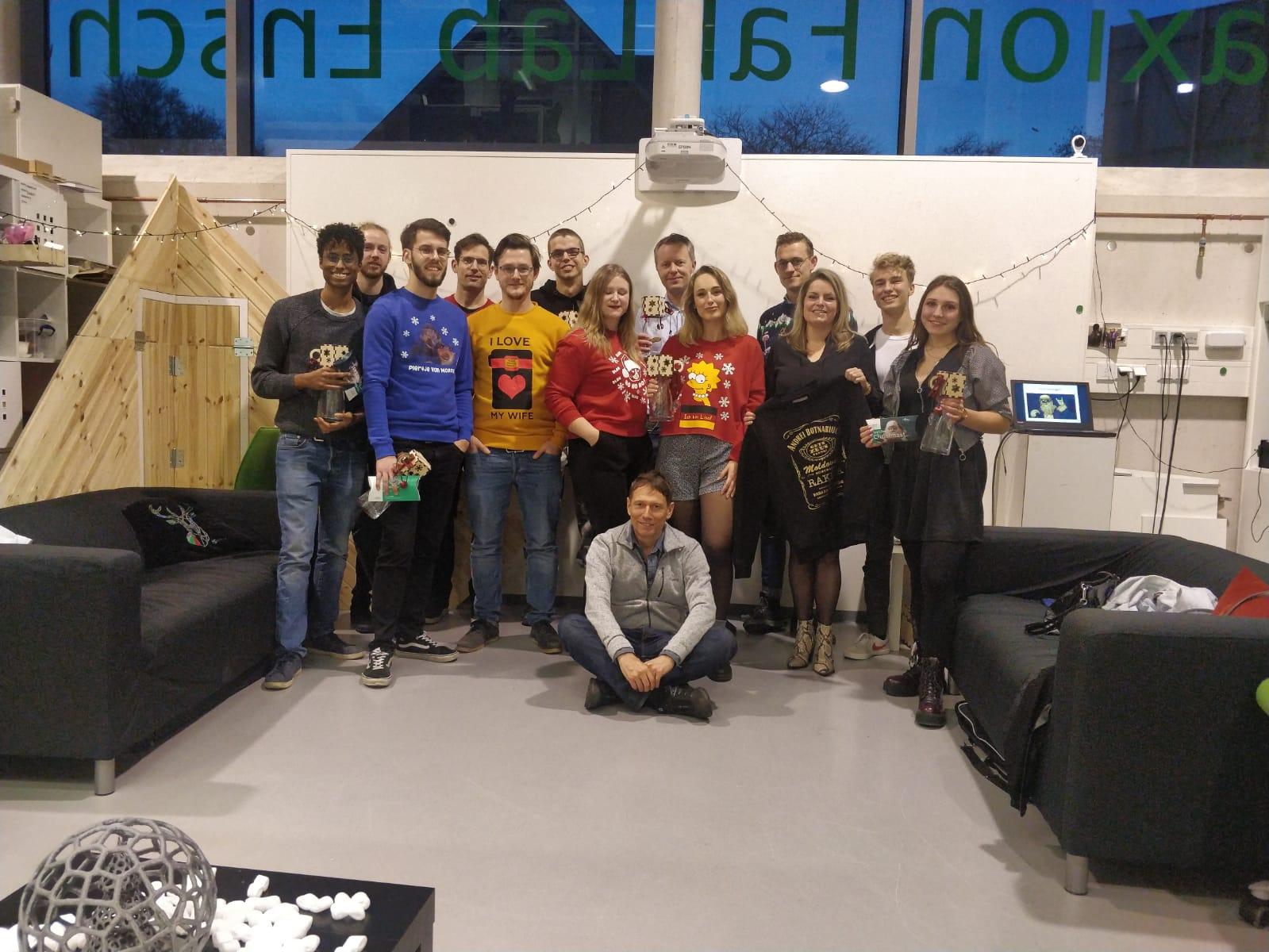 COVID 19 - FabLab team is bereikbaar