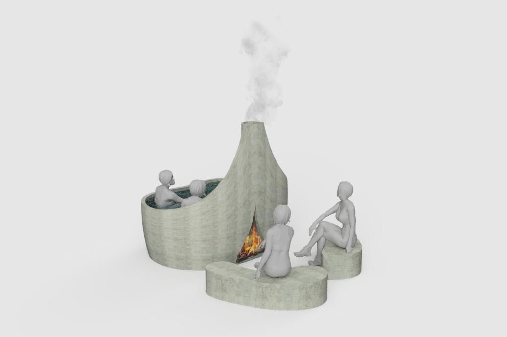 Onderzoeker van het Lectoraat ID wint 1e prijs in een ontwerpwedstrijd voor 3D-betonprinten