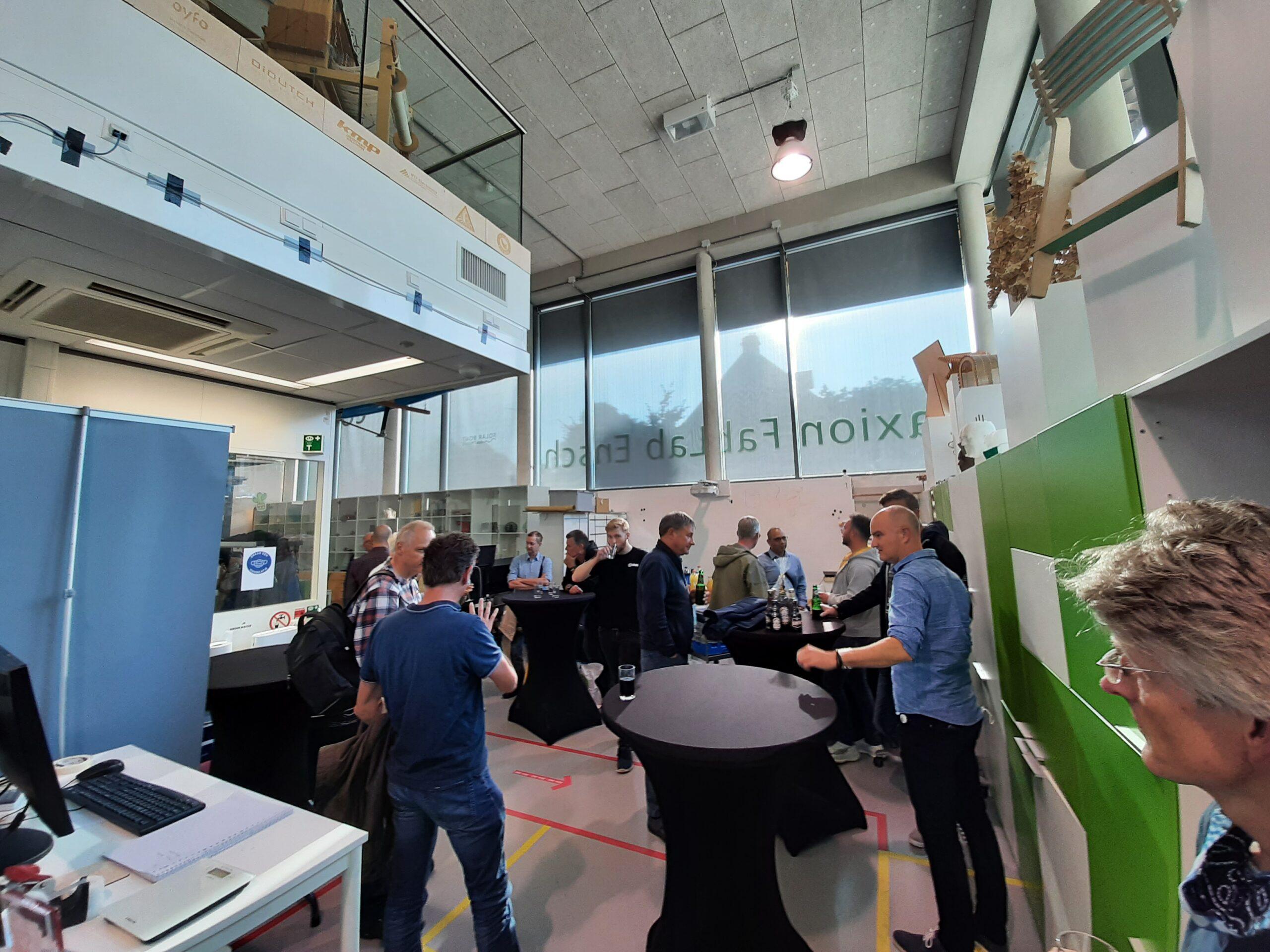 VZI bijeenkomst 3D printing